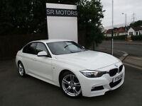 2014 BMW 318 2.0TD ( 143bhp ) ( s/s ) M Sport(SAT/NAV)