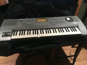 Korg iS50 Keyboard and Accessories