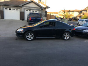2004 ACURA RSX GOLD EDITION