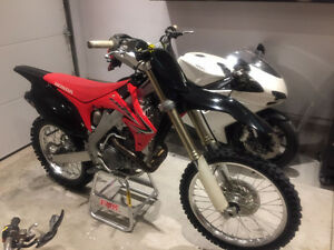 2012 Honda 450 CRF Fuel Injected EXCELLENT Condition
