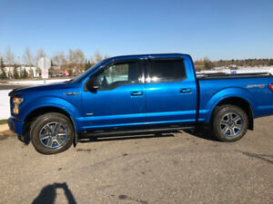 2015 F150 XLT   Custom SPORT 3.5 l ecoboost w/ extended warranty