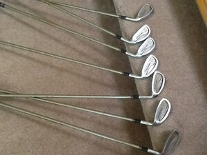 Ladies graphite Square Two golf clubs