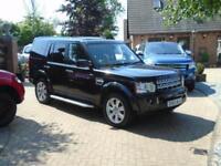 2012 62 Reg Land Rover Discovery 4 3.0SD V6 ( 255bhp ) Auto HSE 7 Seats