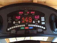 Vision fitness treadmill