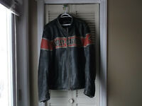 Mens Harley Davidson Leather Jacket.  Mint Condition