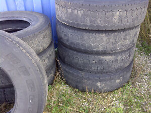 BF Goodrich DR 444 11R 22.5 Tires London Ontario image 2