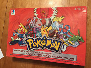Pokemon: Master Trainer board game