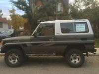 1987 Toyota Land Cruiser Other