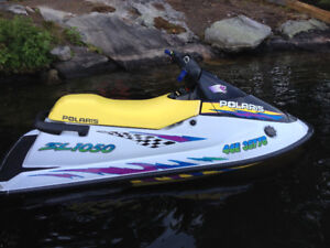 1997 Polaris SL1050 with 120hp