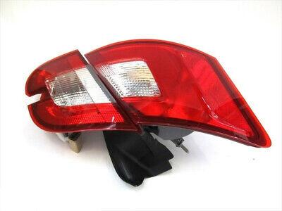 2010-2014 Ford Taurus Left Driver Inner + Outer Tail Light Backup Lamp OEM NEW Backup Light Left Driver