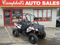 2014 POLARIS ACE AWD  30HP  12KM !!