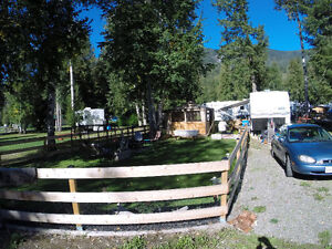 Welcome to Shuswap Falls RV Club