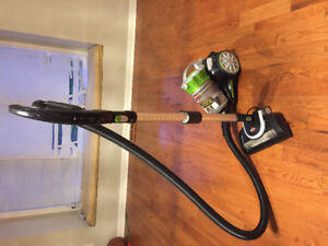 Bissell Powergroom canister vaccuum