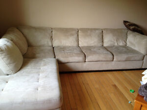 Sectional couch