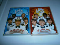 The Love Boat - Season One Volume 1 and 2