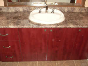 Vanité de salle de bain - Bathroom Vanity