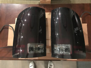 Recon Tail lights and 3rd brake light
