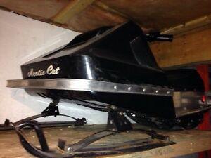 Arctic Cat Mini S Sled Kitty Cat