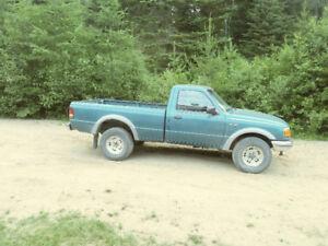 Ford Ranger 1995 4x4 /4L