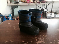Winter boot Boys Size 7