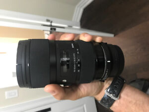 Sigma 18-35 1.8 (canon) for sale