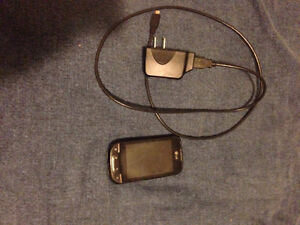 LG optimus net (fair condition) and charger