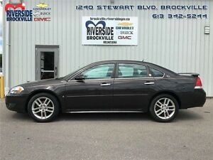 2009 Chevrolet Impala LTZ   - Certified - Alloy Wheels