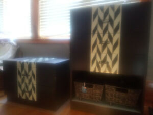 Beautiful dresser and a matching night table