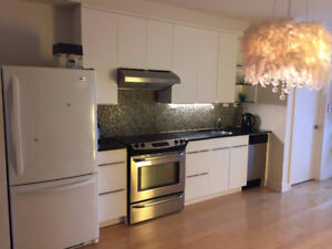 Fully Furnished Downtown Apartment with Gym, Appartement Meublé