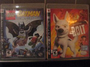 Batman Lego, Bolt
