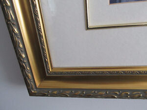 Picture Frame - Large, Gold