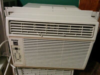 Like New 12,000 BTU Air Conditioner - Delivery Available