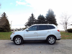 2011 Hyundai Santa Fe- 4 BRAND NEW TIRES & ONE OWNER SINCE NEW!!
