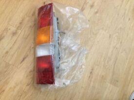 Ford Transit Right Rear Light NEW - Vehicle Parts Van External