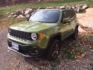 Jeep Renegade 2016 75th Anniversary Edition