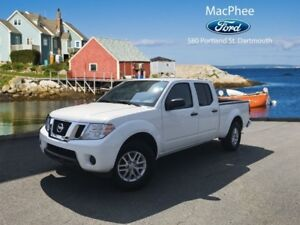 2017 Nissan Frontier SV  4X4 Low KM