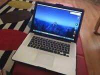 MacBook Pro Retina mid 2012 2.6 GHz Intel core Mint Condition Box all accessories
