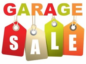 HUGE Garage Sale - EVERYTHING MUST GO!