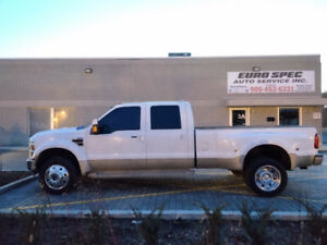 2008 Ford F-450 King Ranch Pickup Truck