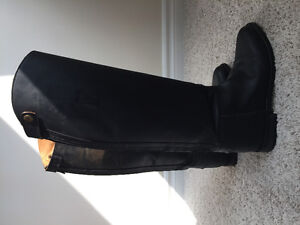 EquiComfort Tall Leather Boot Size 9