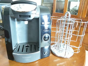Tassimo T47 and T-Disc Carousel