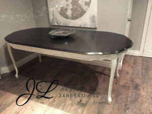 Beautiful Shabby Chic Dining Table