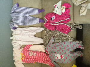 6-9 months girl clothing