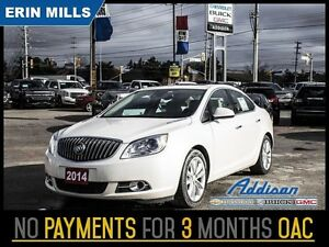 2014 Buick Verano Leather Package    LEATHER NAVI PWR SUNROOF