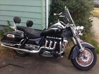 2010 Triumph Rocket 3 Turing 2300cc for sale/trade