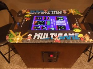 60 in 1 Arcade Game *BRAND NEW, HAND CRAFTED*