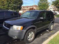 2003 FORD ESCAPE LOW MILLAGE