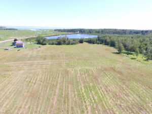 affordable lots with beautiful few on the confederation bridge