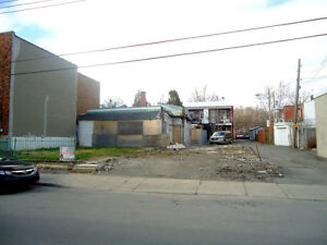 2 Lots, Building Plans Approved by the City Included (Lachine)