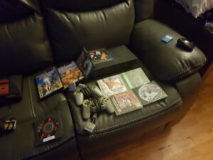 Multiple Video game systems